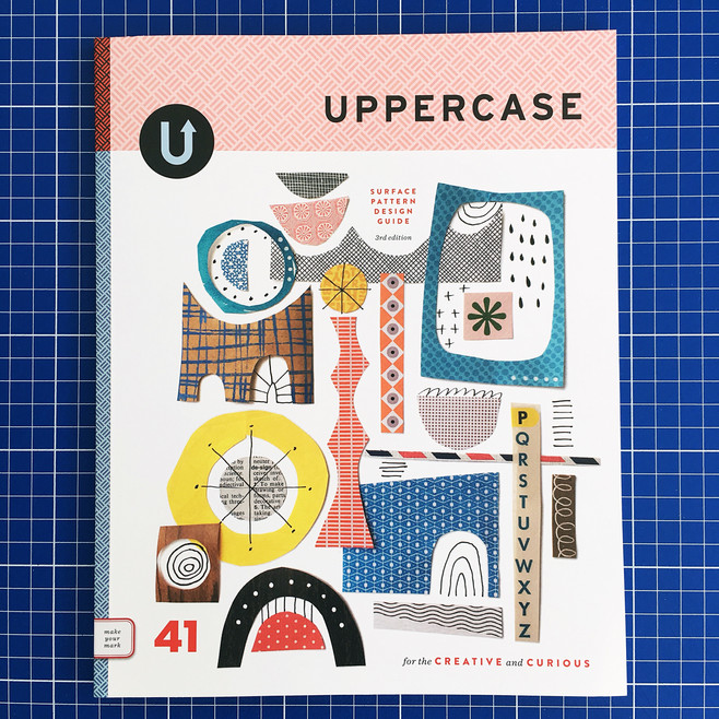BEAU OUI? IN UPPERCASE MAGAZINE