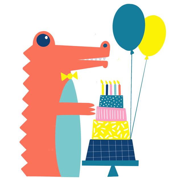 party crocodile