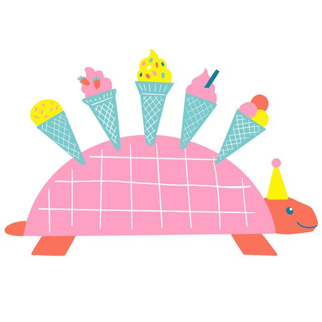 Party Tortoise