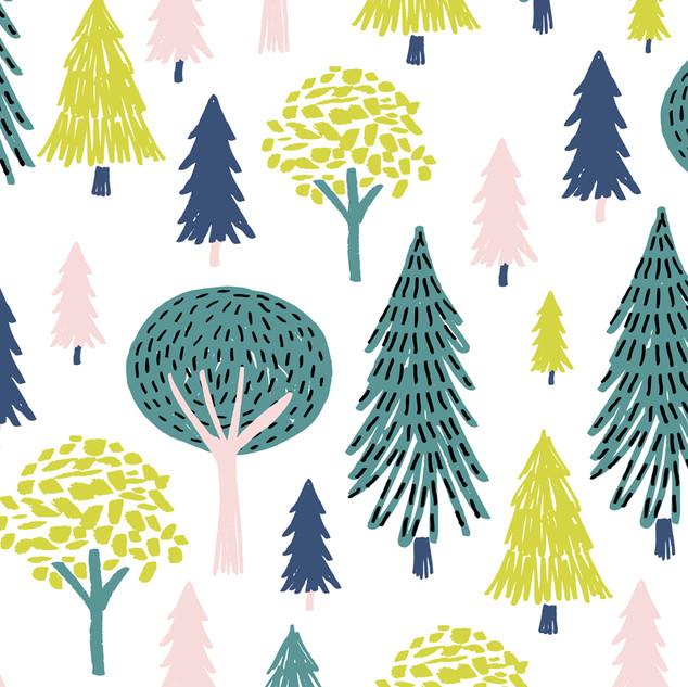 Sketchy Forest
