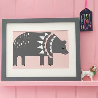 pink bear by Cest Beau Oui.jpg