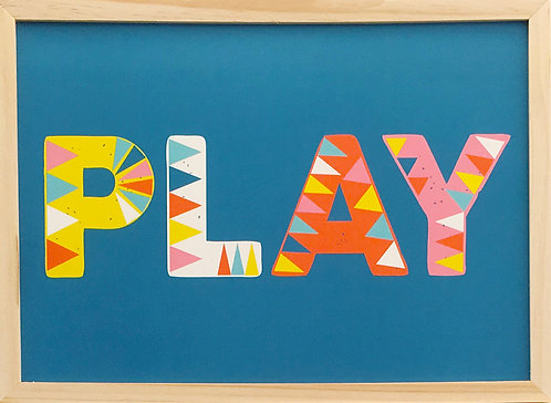 Play Type (blue)