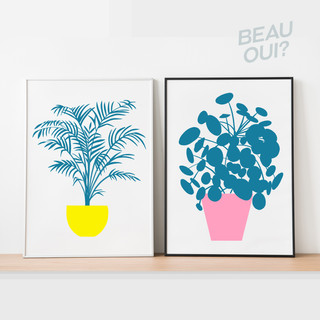houseplants pop