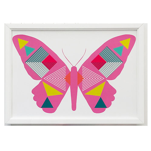 Perfect Symmetry Pink