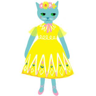 Folk Cat