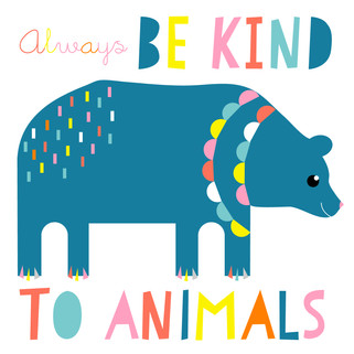 Be Kind to Animals cover