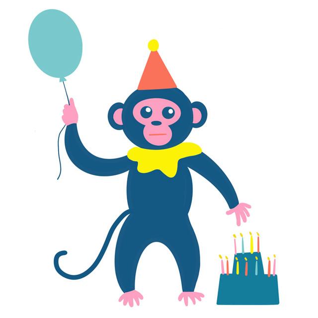 party monkey