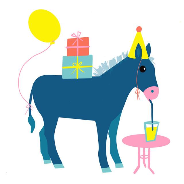 party donkey