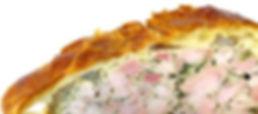 restaurant le valgo spécialités des hautes alpes tourte montagnarde 3 viandes