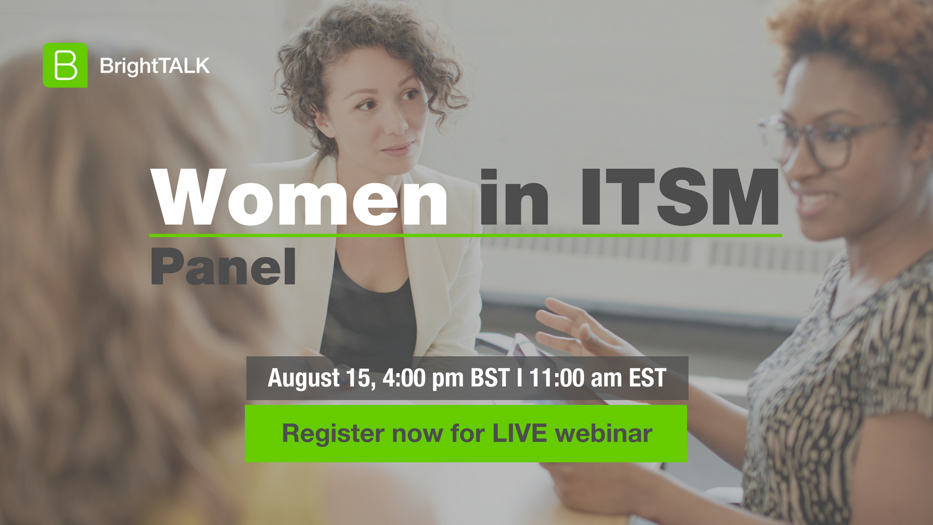 Women in ITSM