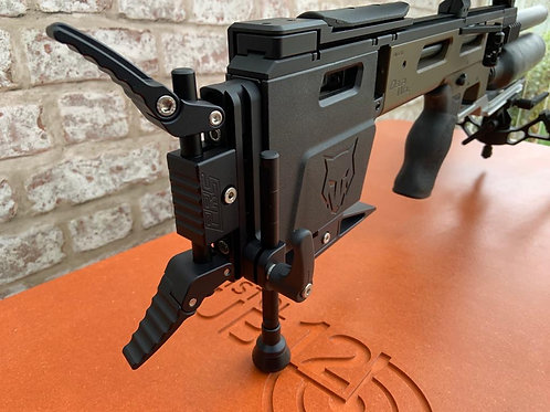 DELTA WOLF PRS GEN4 BUTTPLATE WITH MONOPOD (ADAPTER INCLUDED)