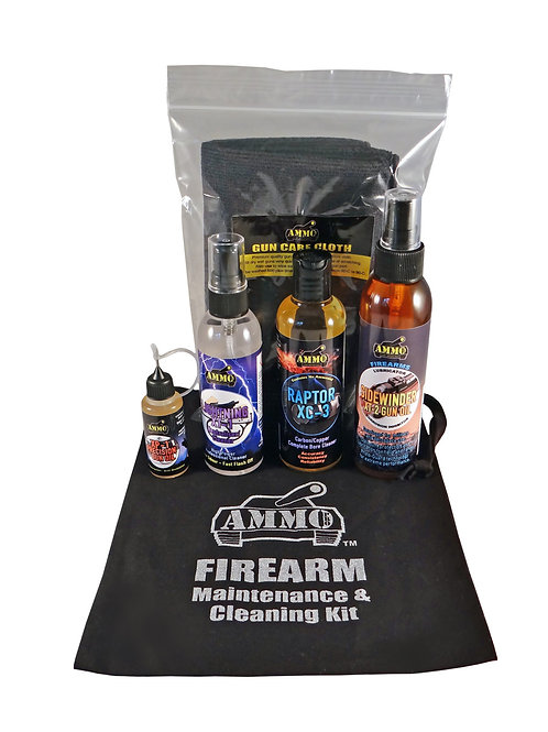 FIREARM CARE KIT