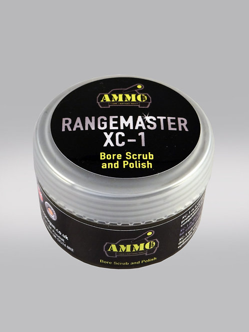 RANGEMASTER XC-1 BORE SCRUB AND POLISH