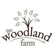 The woodland farm logo