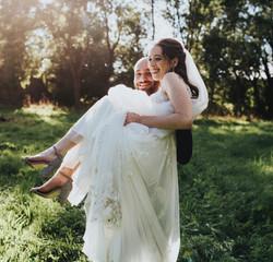 Sian and Sam's Alfresco Welsh Wedding