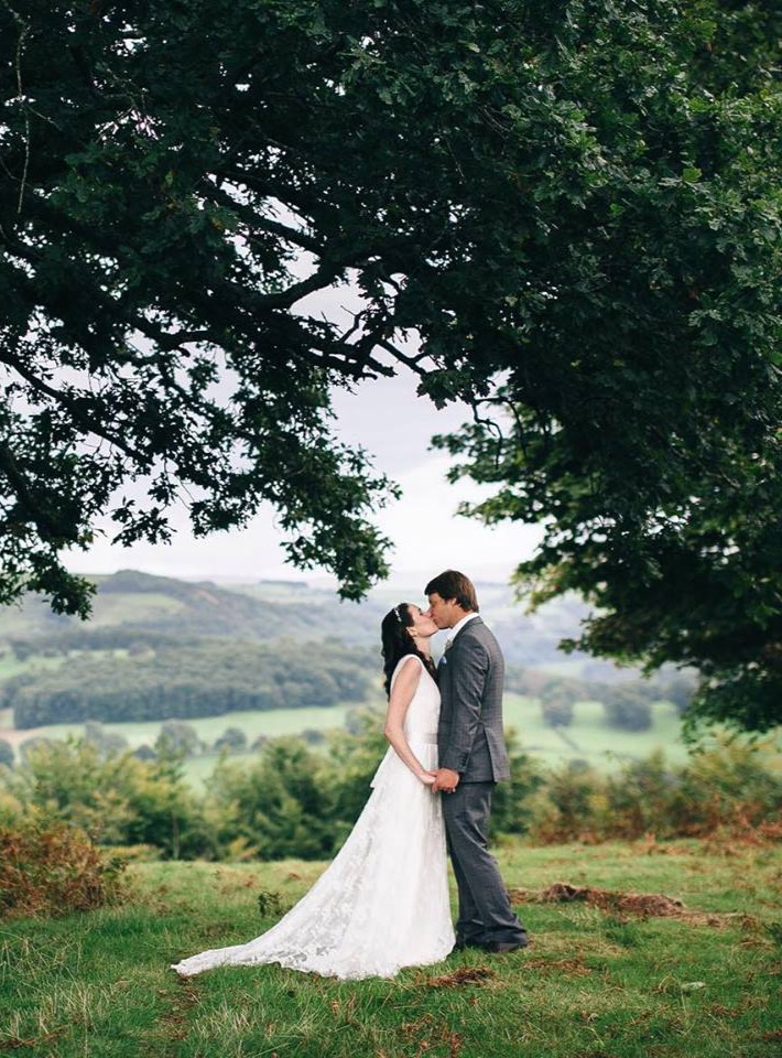 Perfect Welsh Countryside Wedding