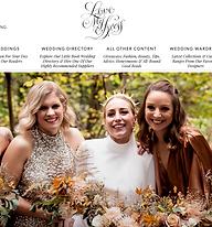 Love My Dress wedding feature