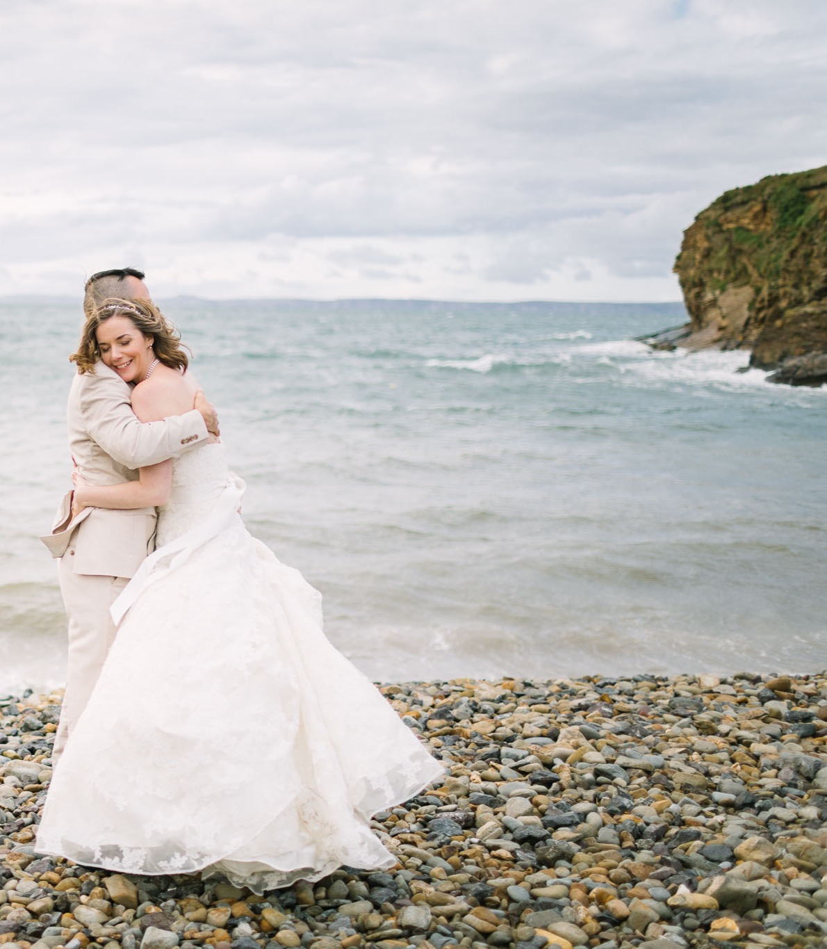 Heather, Ben and Bea's Quaint Village Hall Affair