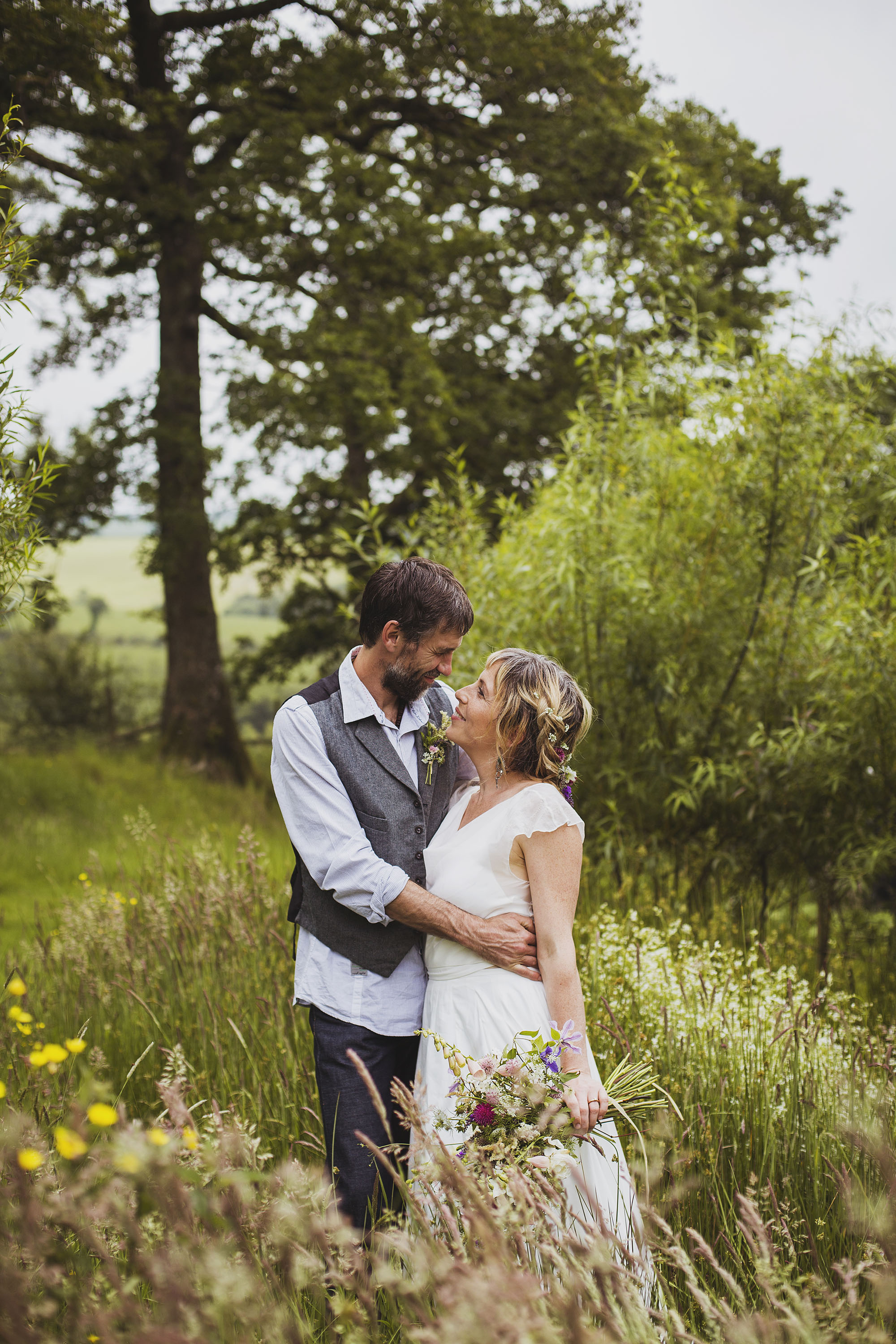 Sustainable Weddings In Wales