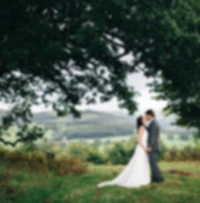 Wild welsh wedding