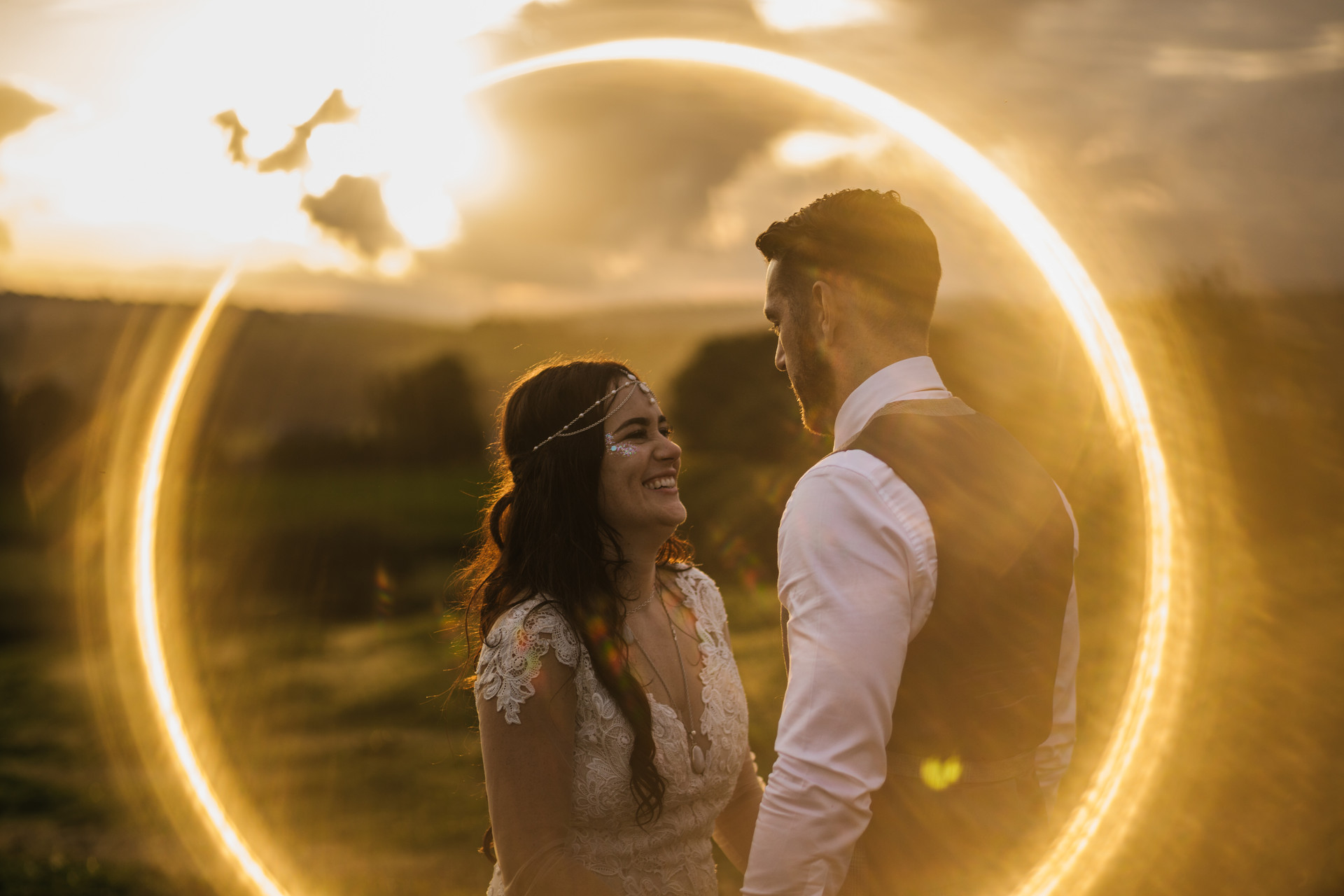 TogetherNess Weddings - Emma and Rich Photography