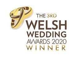 Wedding awards winner badge