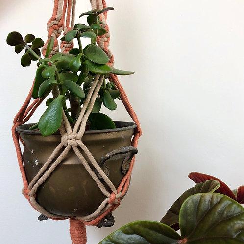 Customisable Macramé Plant Hanger