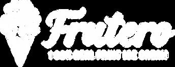 Frutero Ice Cream - Logo White.png