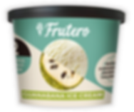 Best Guanabana Ice Cream. Frutero Guanabana Ice Cream