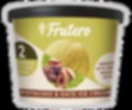 Best Pistachio & Dates Ice Cream. Frutero Pistachio & Dates Ice Cream