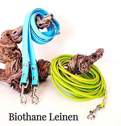 Biothane Leinen