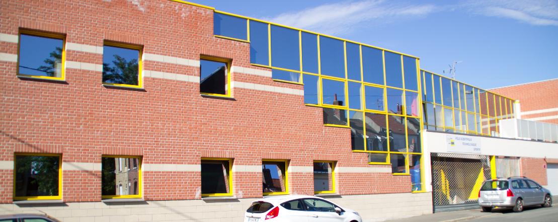 Collège Saint Ide - Lens
