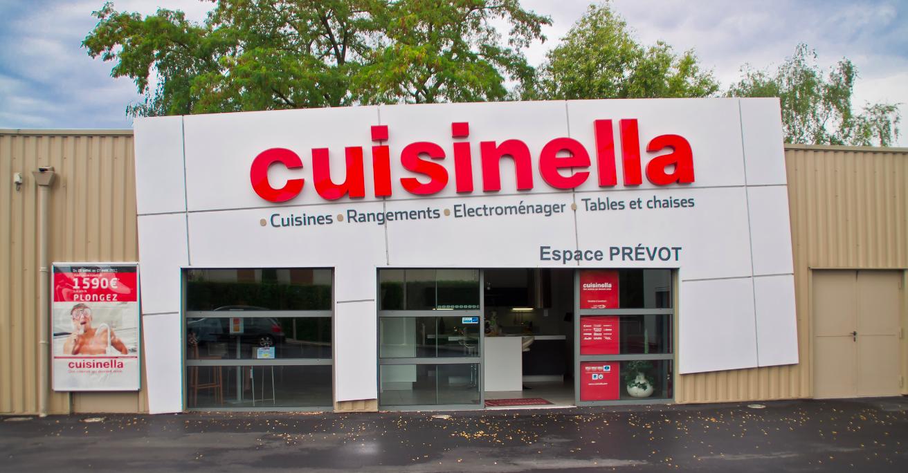 Cuisinella - Arras