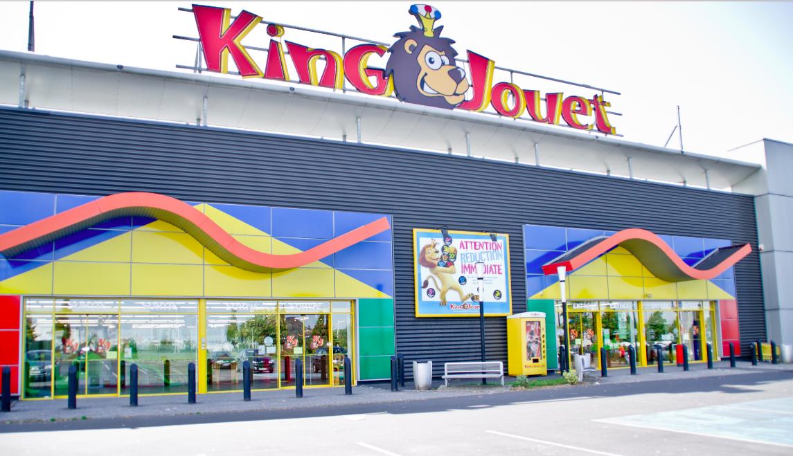 King Jouet - Noyelles Godault
