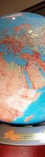 Глобус обзорно-географический 130 см