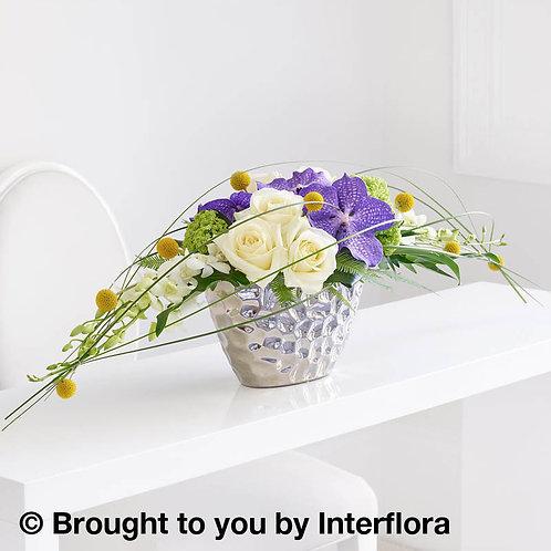 Orchid & Rose couture Arrangement