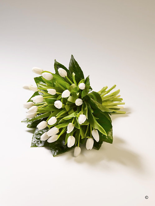 Tulip Hand Tied Sheaf