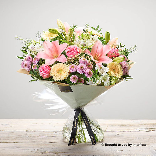 Extra Large Mothers Day Pastels Hand Tied