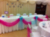 Chair Cover hire in brecon