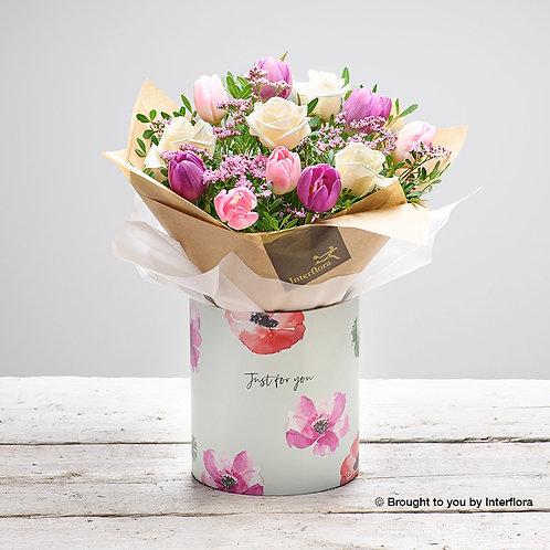 Rose & Tulip Giftbox