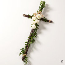 Contemporary Rose Cross