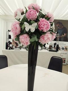 Vase hire in brecon