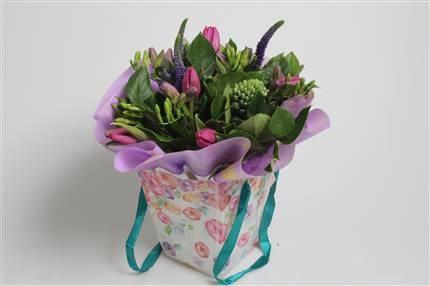 Lilac Spring Giftbag