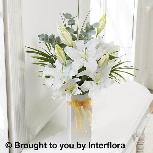 Thinking of You Vase