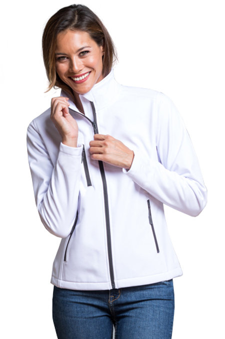 Kurtka Softshell damska JHK SOFTSHELL JACKET LADY