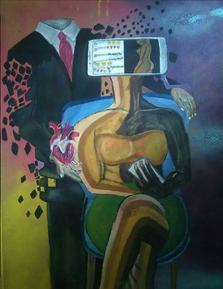 ARTIST: Akay GOins