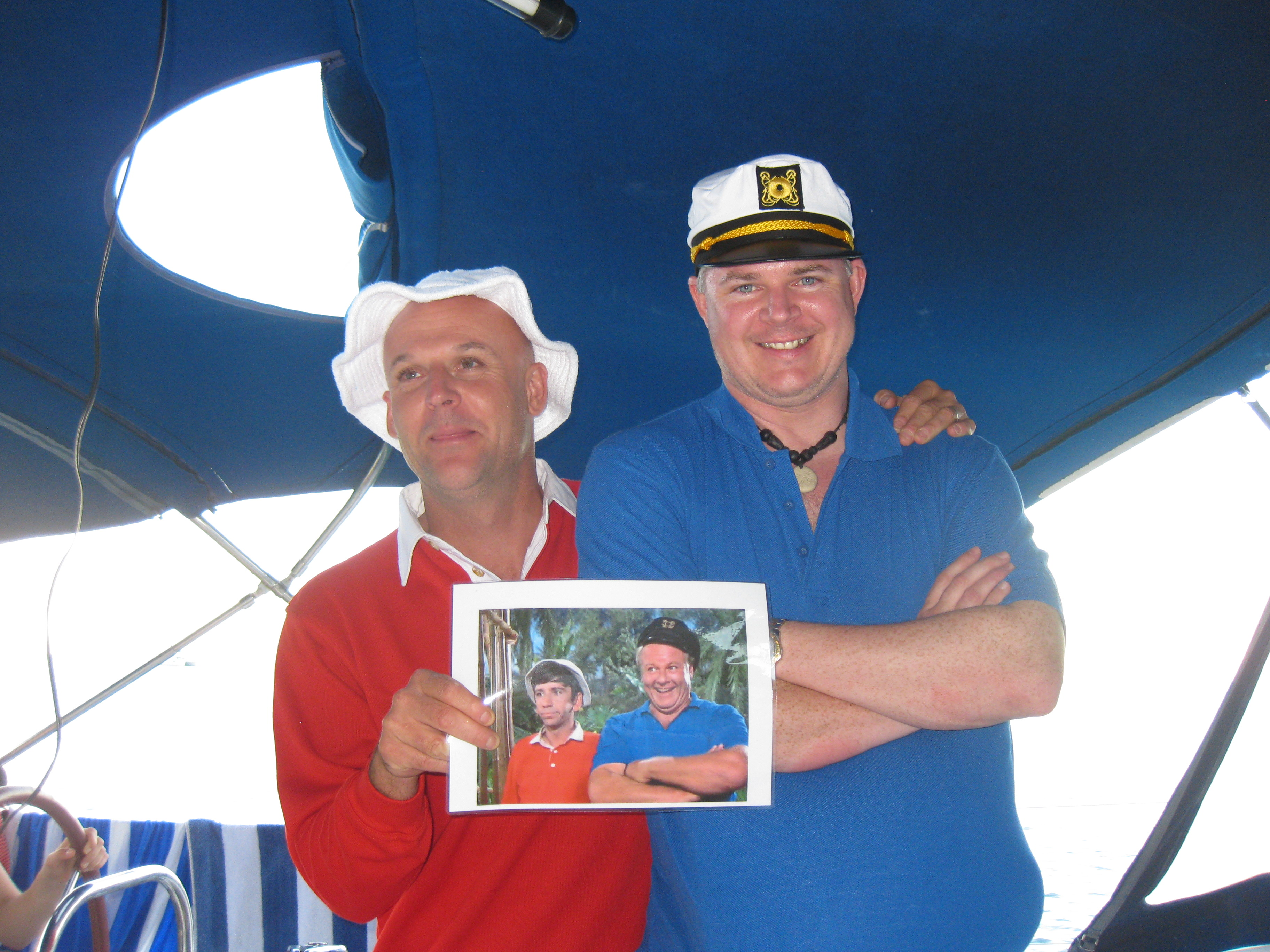 Gilligan & The Skipper