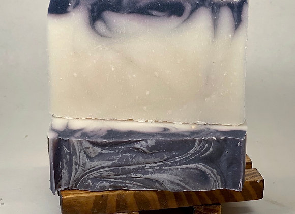 clean linen soap bar