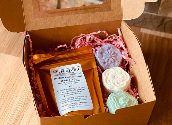 bathtime gift box