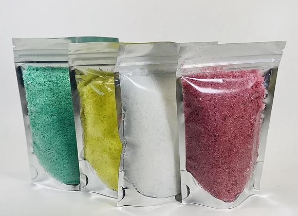 Fizzy Holiday Bath Salts